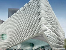 The Broad, rendering by Diller Scofidio + Renfro