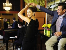 Couple dancing at Beverly Wilshire