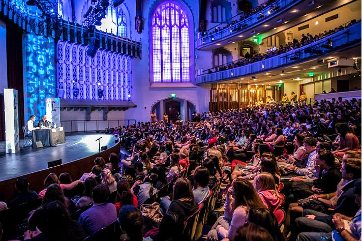 Los Angeles Times Festival of Books - Conversations at Bovard Auditorium