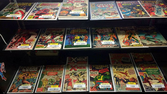 Golden Apple Comics
