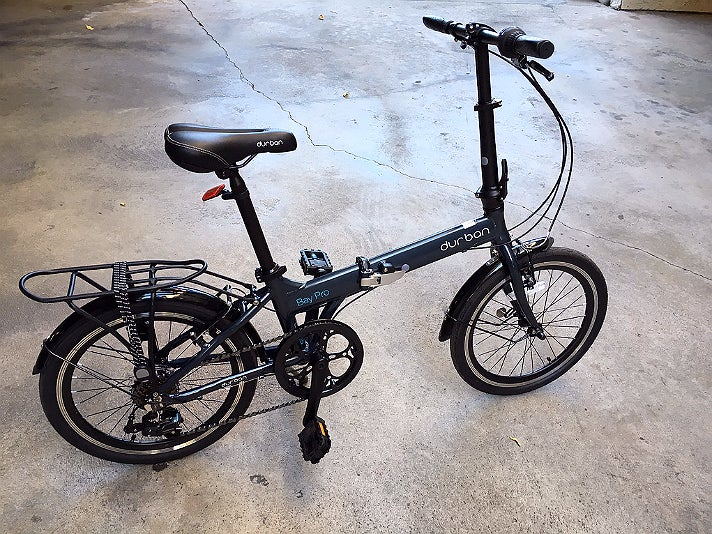 Durban Folding Bike at Bicycle Pit Stop