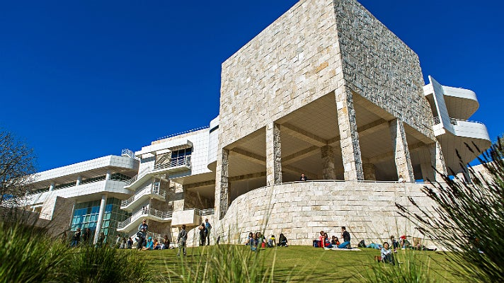Picnic at the Getty Center