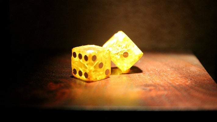 """Rotten Luck: The Decaying Dice of Ricky Jay"" at Museum of Jurassic Technology"