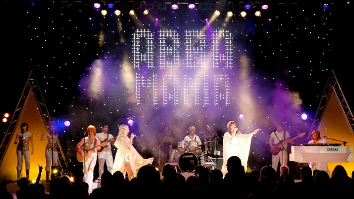 ABBA Mania at El Portal Theatre