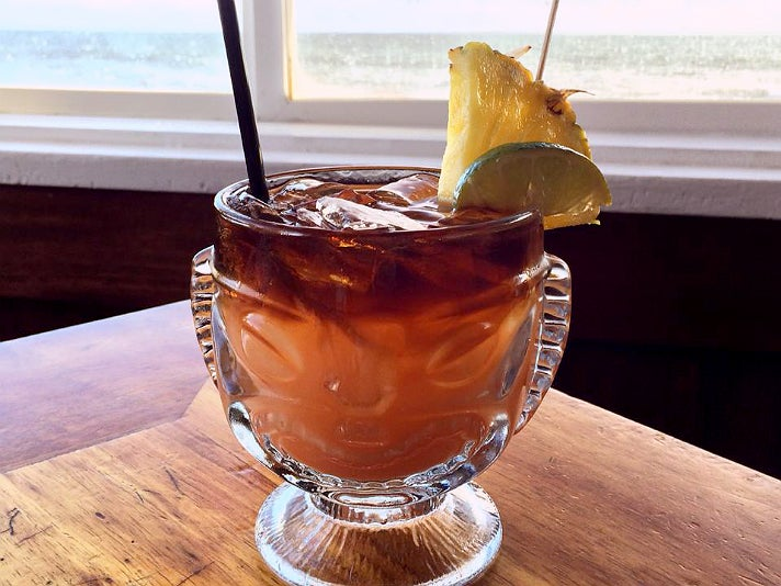Duke's Mai Tai at Duke's Malibu