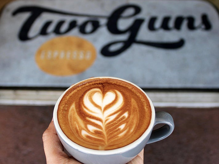 Two Guns Espresso