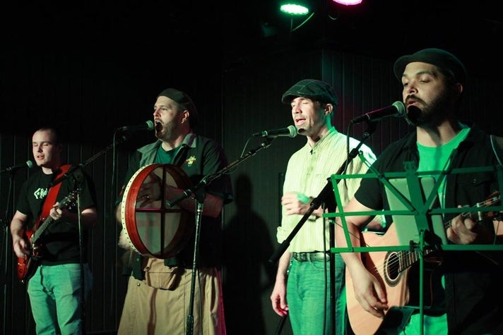 R.A.B. Celtic band