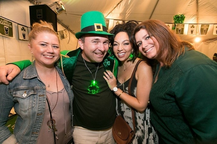 St. Patrick's Day at Tam O'Shanter