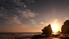 Sunset at El Matador State Beach