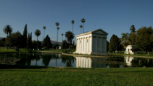 Hollywood Forever Cemetery Grounds