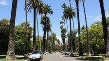 800 block of North Bedford Drive in Beverly Hills