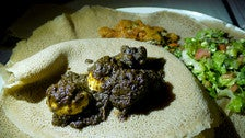 Doro wot at Meals by Genet