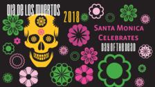 7th annual Día de los Muertos Celebration at Woodlawn Cemetery in Santa Monica
