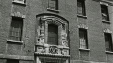 The Woman's Building in Downtown L.A. ca. 1978