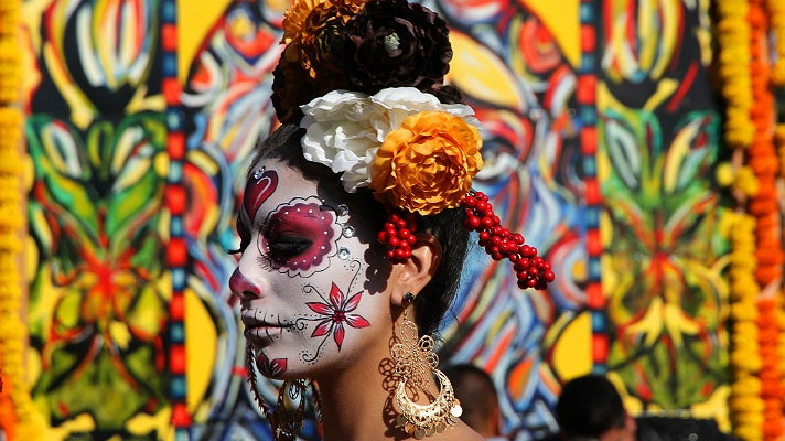 Dia de los Muertos at Hollywood Forever Cemetery