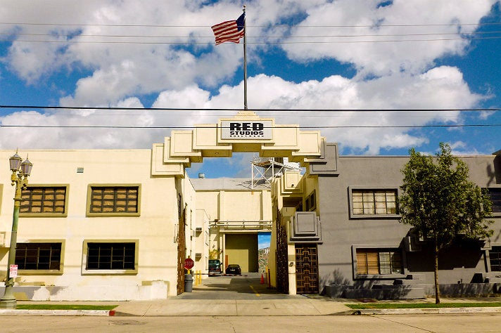 Red Studios Hollywood