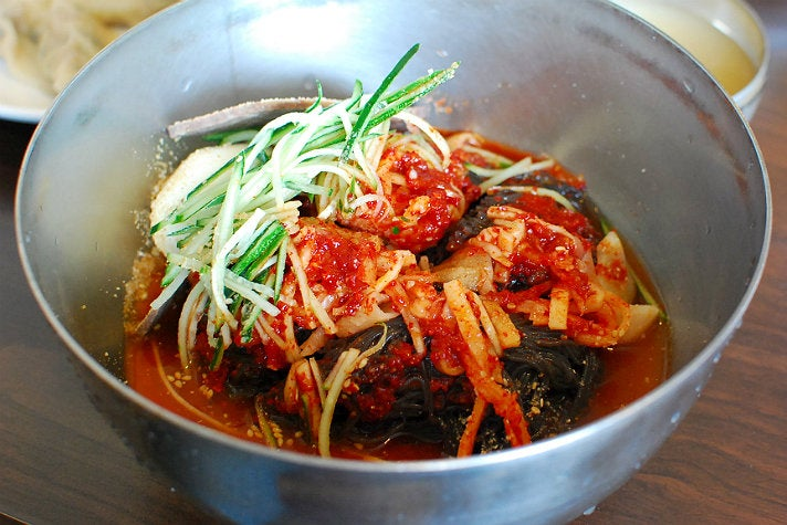 Chic Bibim Naeng Myun at Yu Chun