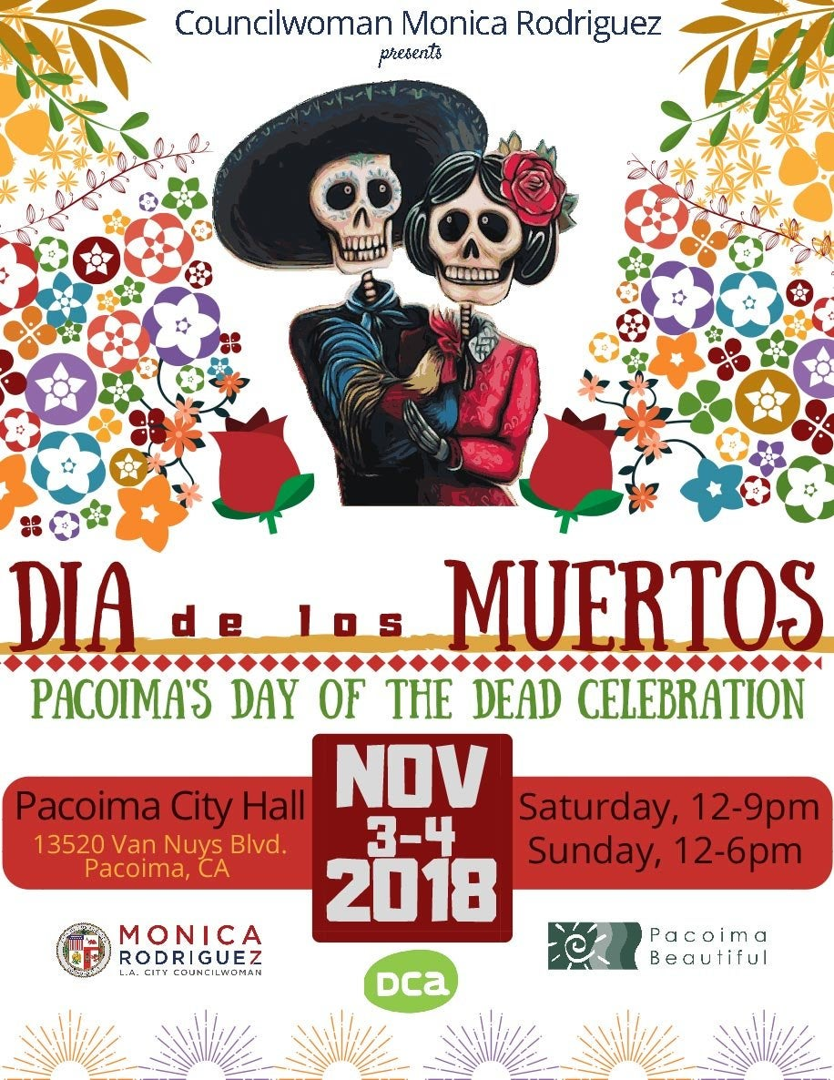 Dia de los Muertos at Pacoima City Hall