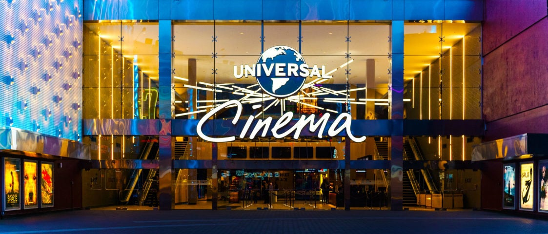 Universal Cinema at Universal CityWalk Hollywood