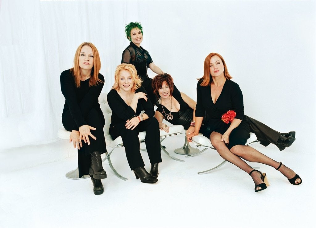 The Go-Go's at the Hollywood Bowl