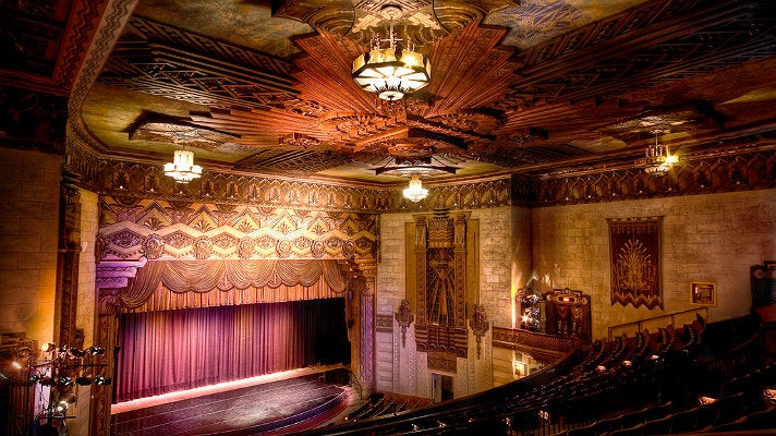 Warner Grand Theatre in San Pedro