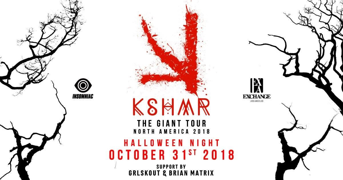 KSHMR at Exchange LA